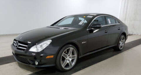 2009 Mercedes-Benz CLS for sale at R & R Motors in Queensbury NY