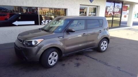 2014 Kia Soul for sale at USA Auto Inc in Mesa AZ