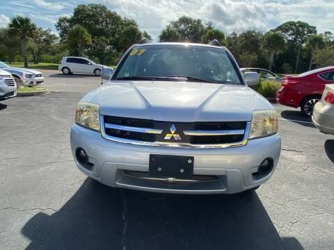 2007 Mitsubishi Endeavor for sale at DUNEDIN AUTO SALES INC in Dunedin FL