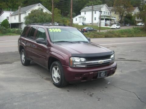 2006 Chevrolet TrailBlazer for sale at AUTOTRAXX in Nanticoke PA