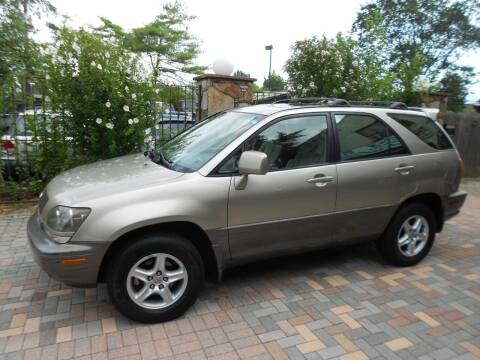 2000 Lexus RX 300 for sale at Precision Auto Sales of New York in Farmingdale NY