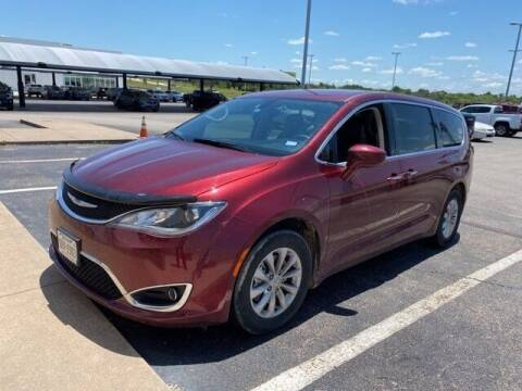 2018 Chrysler Pacifica for sale at Jerry's Buick GMC in Weatherford TX