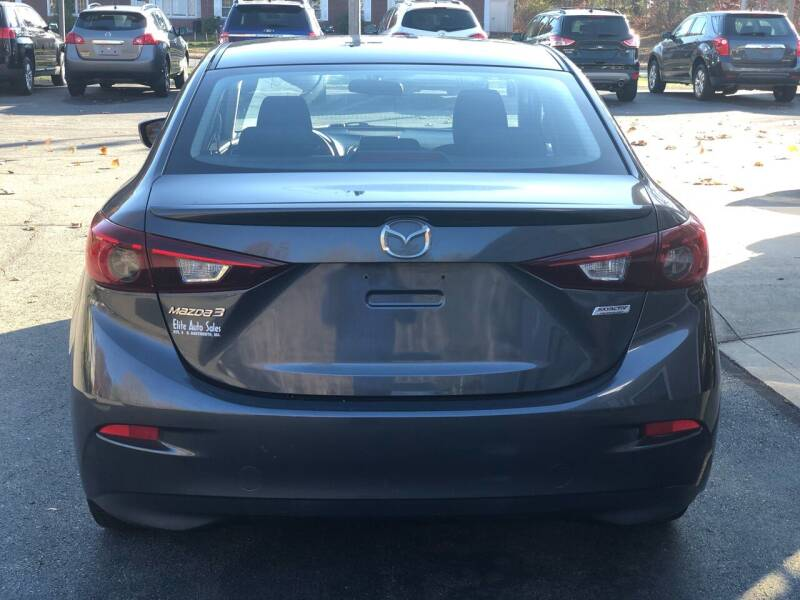 2014 Mazda MAZDA3 i Touring 4dr Sedan 6A - North Dartmouth MA