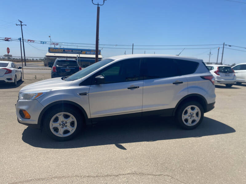2017 Ford Escape for sale at First Choice Auto Sales in Bakersfield CA