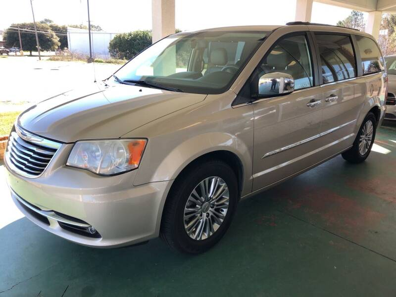 2013 Chrysler Town and Country for sale at Haynes Auto Sales Inc in Anderson SC
