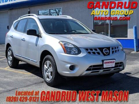 2014 Nissan Rogue Select for sale at GANDRUD CHEVROLET in Green Bay WI
