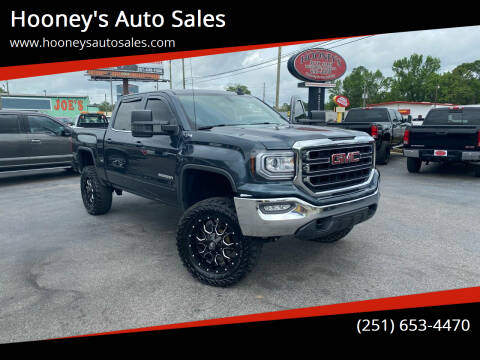 2017 GMC Sierra 1500 for sale at Hooney's Auto Sales in Theodore AL