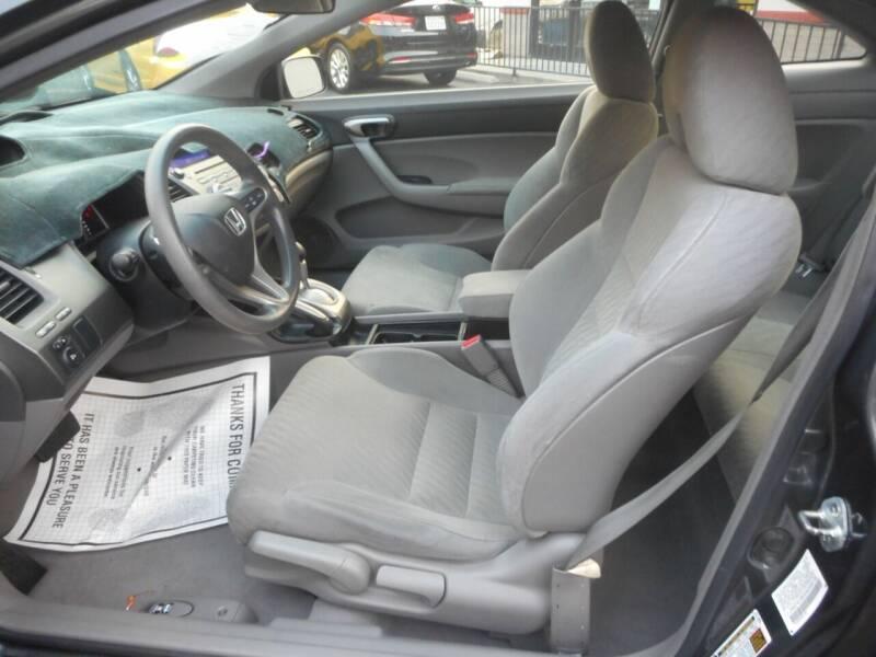 2010 Honda Civic LX 2dr Coupe 5A - Roseville CA