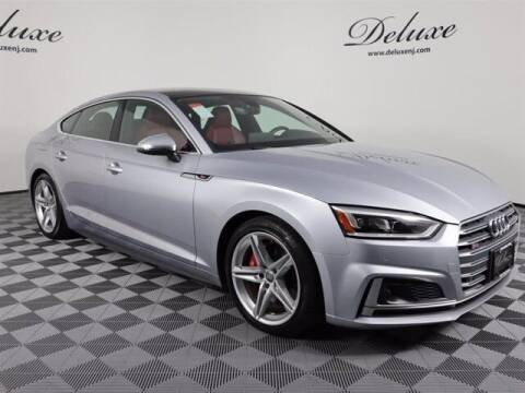 2018 Audi S5 Sportback for sale at DeluxeNJ.com in Linden NJ