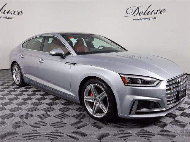 2018 Audi S5 Sportback for sale at DeluxeNJ.com in Linden NJ