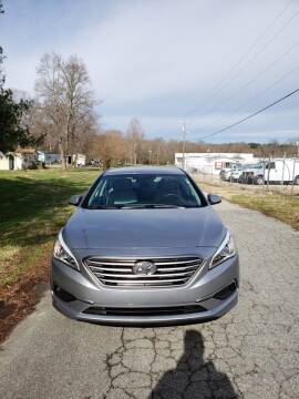 2017 Hyundai Sonata for sale at Speed Auto Mall in Greensboro NC