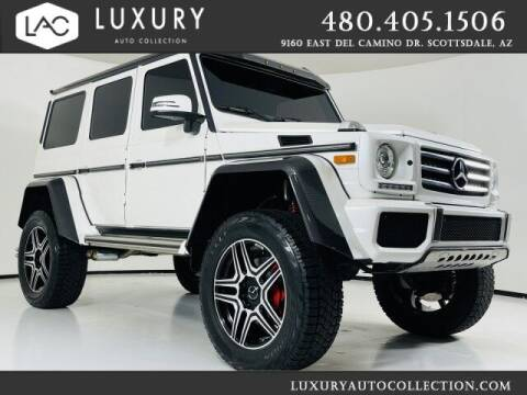 2017 Mercedes-Benz G-Class for sale at Luxury Auto Collection in Scottsdale AZ