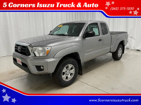 2014 Toyota Tacoma for sale at 5 Corners Isuzu Truck & Auto in Cedarburg WI