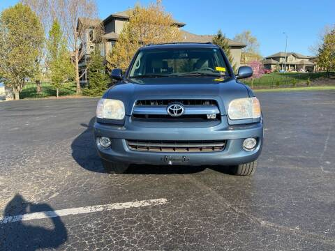 2005 Toyota Sequoia for sale at Nice Cars in Pleasant Hill MO