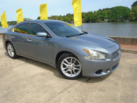 2010 Nissan Maxima for sale at Lake Carroll Auto Sales in Carrollton GA