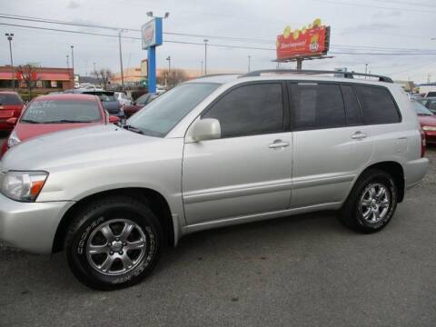 2004 Toyota Highlander for sale at Independent Auto Sales in Spokane Valley WA