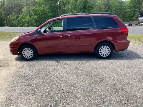 2007 Toyota Sienna for sale at MIKE B CARS LTD in Hammonton NJ
