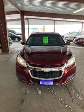 2015 Chevrolet Malibu for sale at Anderson Motors in Scottsbluff NE