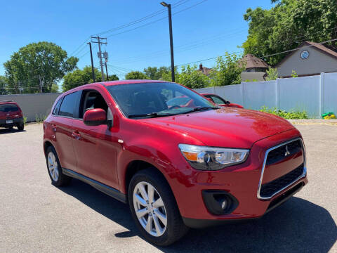 2015 Mitsubishi Outlander Sport for sale at Nice Cars Auto Inc in Minneapolis MN