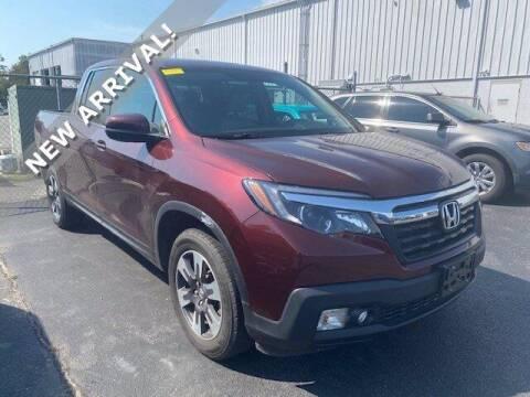2019 Honda Ridgeline for sale at Gentilini Motors in Woodbine NJ