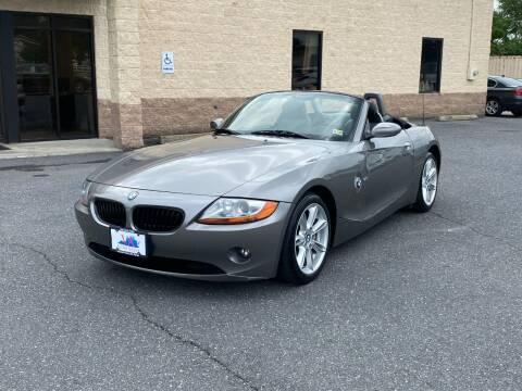 2003 BMW Z4 for sale at Va Auto Sales in Harrisonburg VA