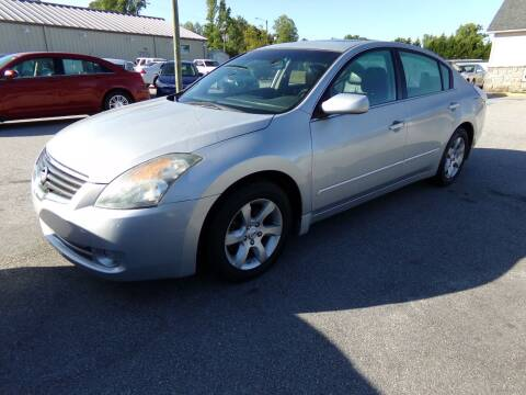 2009 Nissan Altima for sale at Creech Auto Sales in Garner NC