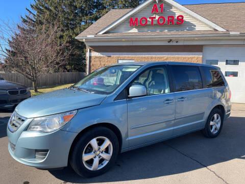 2010 Volkswagen Routan for sale at A 1 Motors in Monroe MI