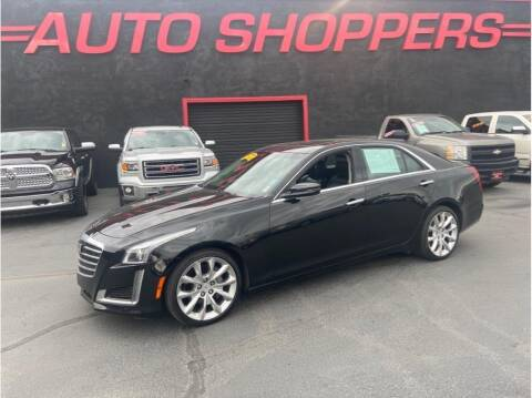2017 Cadillac CTS for sale at AUTO SHOPPERS LLC in Yakima WA