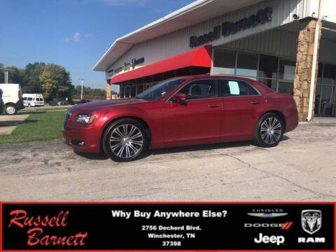 2013 Chrysler 300 for sale at Russell Barnett Chrysler Dodge Jeep Ram in Winchester TN