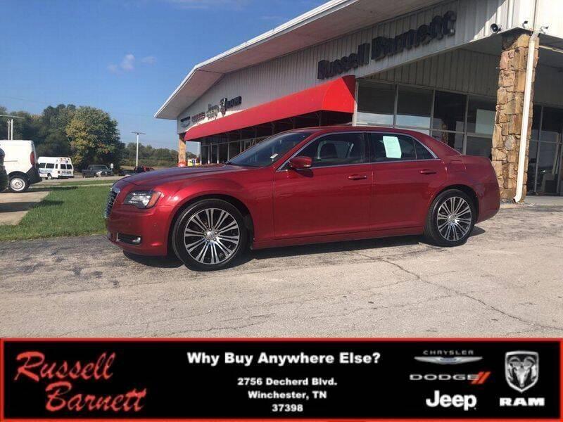 2013 Chrysler 300 for sale at Russell Barnett Chrysler Dodge Jeep Ram in Winchester TN