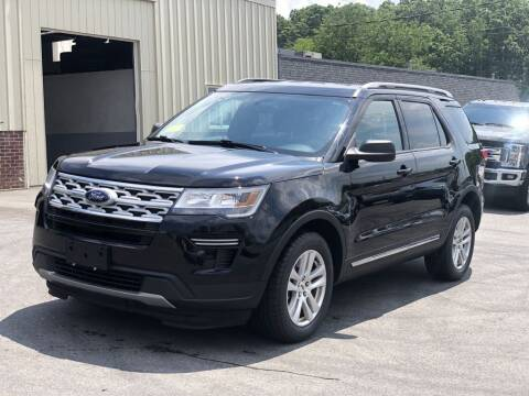 2019 Ford Explorer for sale at LARIN AUTO in Norwood MA