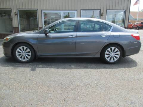 2013 Honda Accord for sale at Home Street Auto Sales in Mishawaka IN