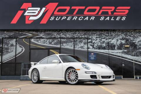 2006 Porsche 911 for sale at BJ Motors in Tomball TX