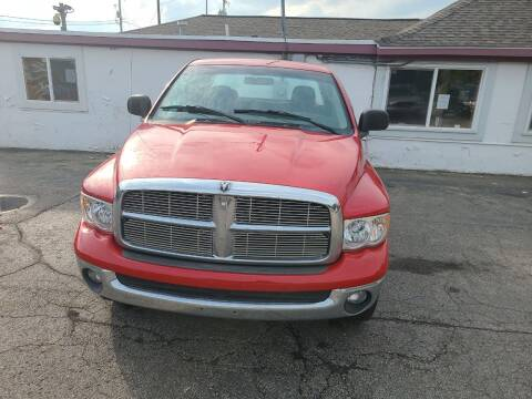 2004 Dodge Ram Pickup 1500 for sale at All State Auto Sales, INC in Kentwood MI