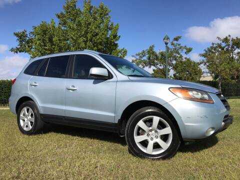 2007 Hyundai Santa Fe for sale at Kaler Auto Sales in Wilton Manors FL