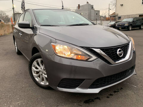 2019 Nissan Sentra for sale at PRNDL Auto Group in Irvington NJ