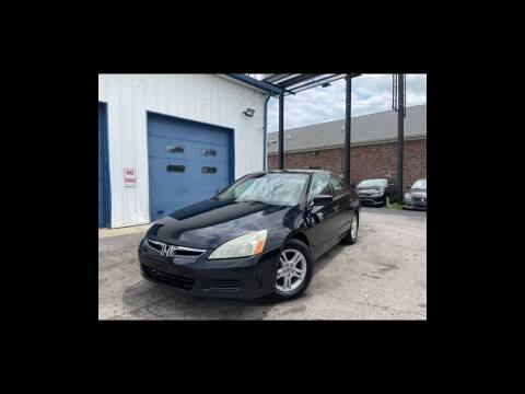 2006 Honda Accord for sale at Pulse Autos Inc in Indianapolis IN