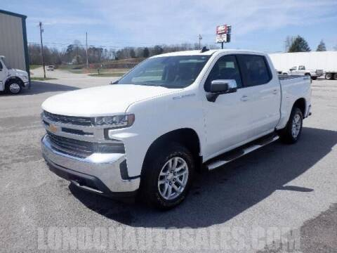 2019 Chevrolet Silverado 1500 for sale at London Auto Sales LLC in London KY