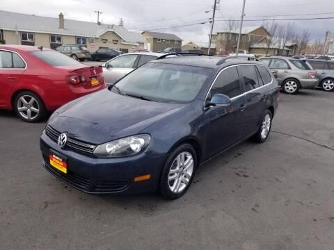 2010 Volkswagen Jetta for sale at Cool Cars LLC in Spokane WA