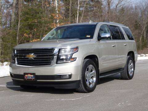 2017 Chevrolet Tahoe for sale at Auto Mart in Derry NH