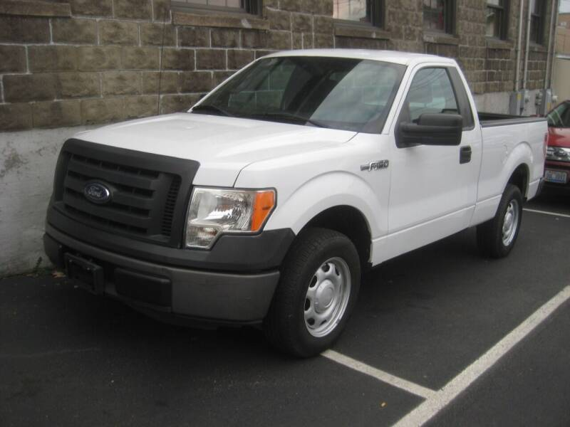 2011 Ford F-150 for sale at Theis Motor Company in Reading OH