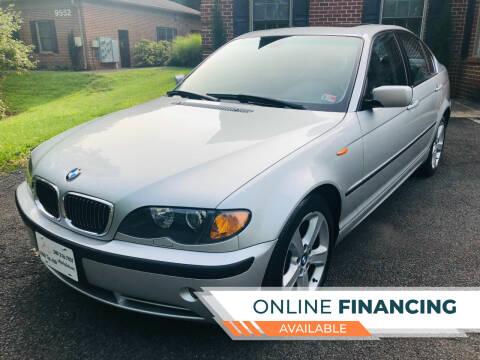 2005 BMW 3 Series for sale at White Top Auto in Warrenton VA