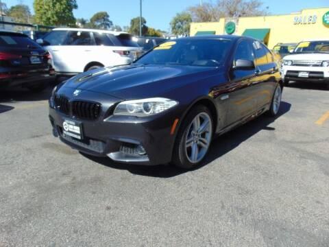 2013 BMW 5 Series for sale at Santa Monica Suvs in Santa Monica CA