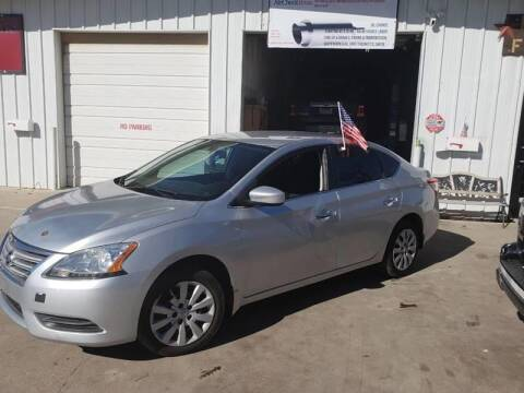 2014 Nissan Sentra for sale at Bad Credit Call Fadi in Dallas TX
