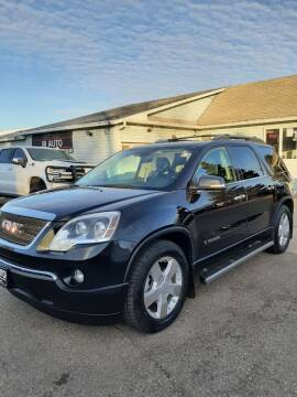 2008 GMC Acadia for sale at JR Auto in Brookings SD