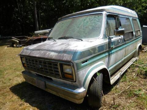 1991 Ford E-150 for sale at Classic Cars of South Carolina in Gray Court SC