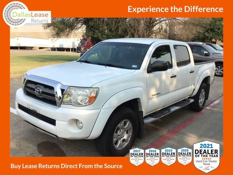 2010 Toyota Tacoma for sale at Dallas Auto Finance in Dallas TX