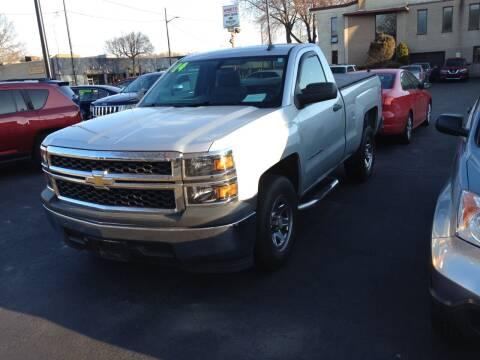 2014 Chevrolet Silverado 1500 for sale at Maffei Auto Sales INC. in Kingston PA