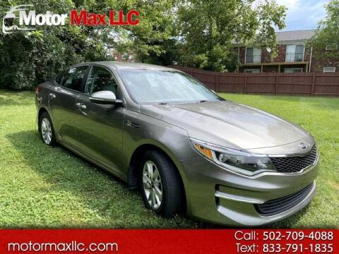 2016 Kia Optima for sale at Motor Max Llc in Louisville KY