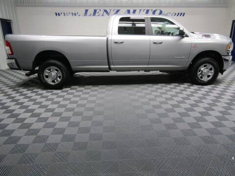 2019 RAM Ram Pickup 3500 for sale at LENZ TRUCK CENTER in Fond Du Lac WI